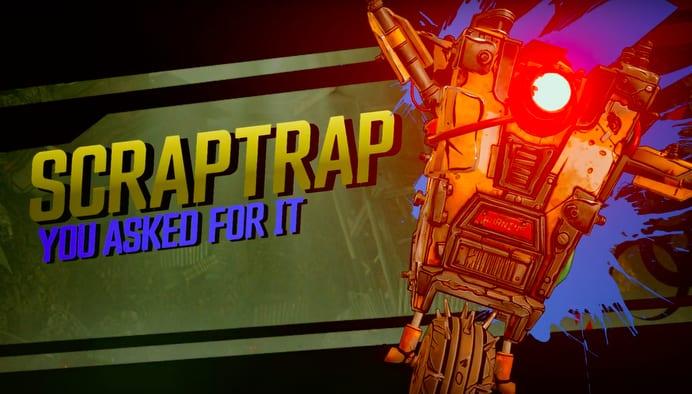 Borderlands 3 Moxxi's Heist, How to Beat Scraptrap