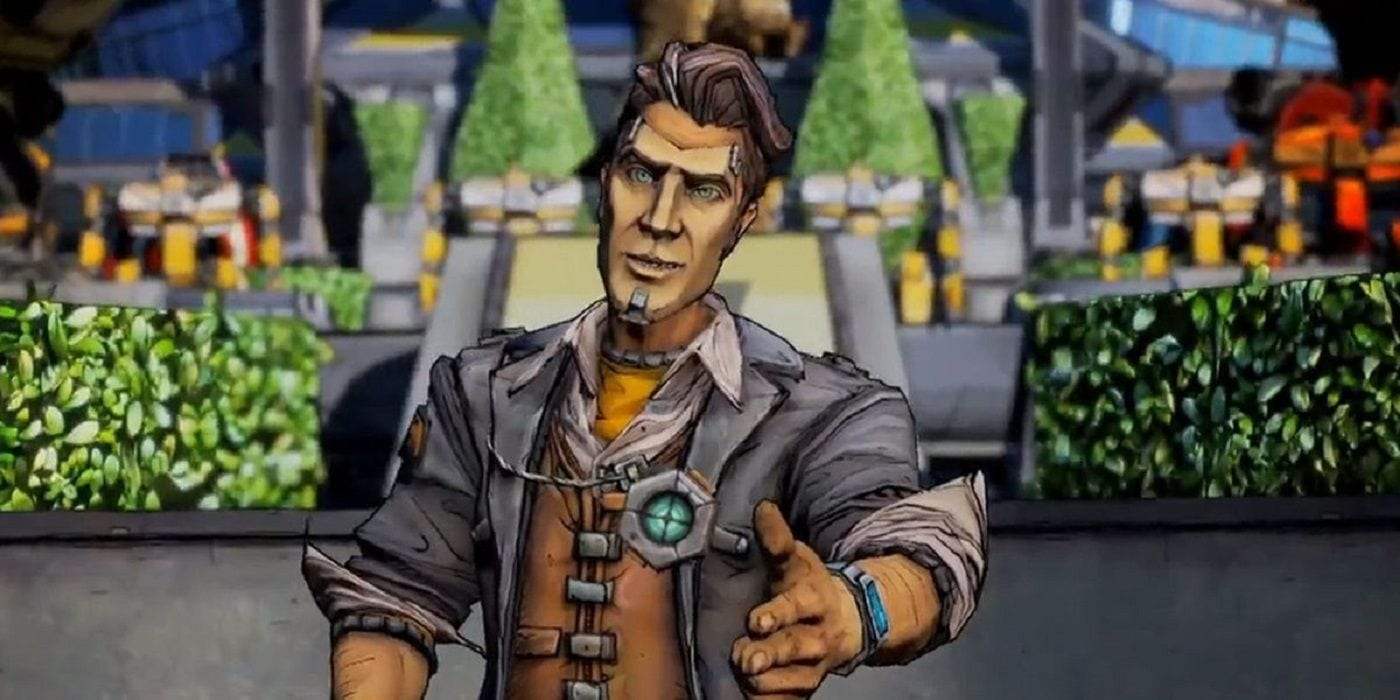 Borderlands 3, Who Is Timothy Lawrence? Answered