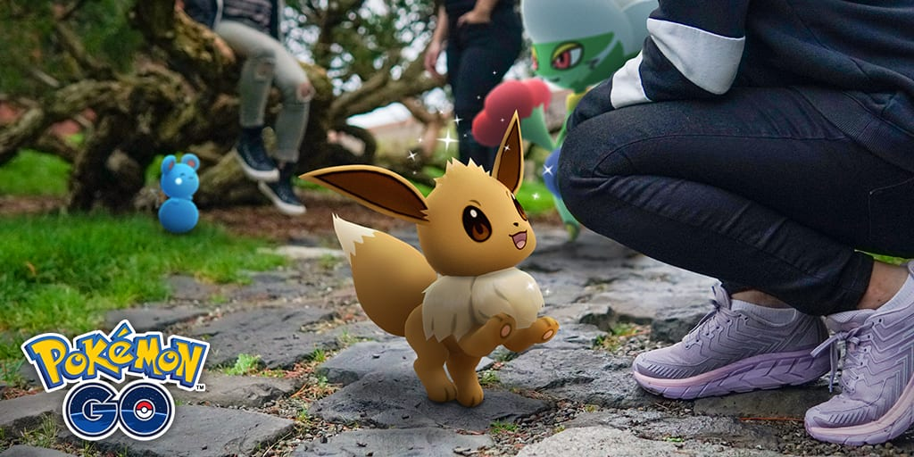 pokemon go, buddy adventure