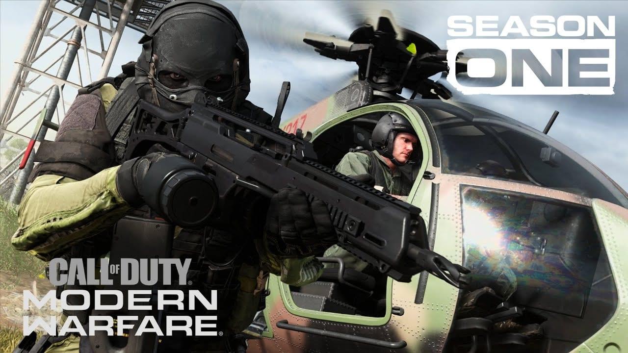 Call of Duty Modern Warfare, Error Code Platypus