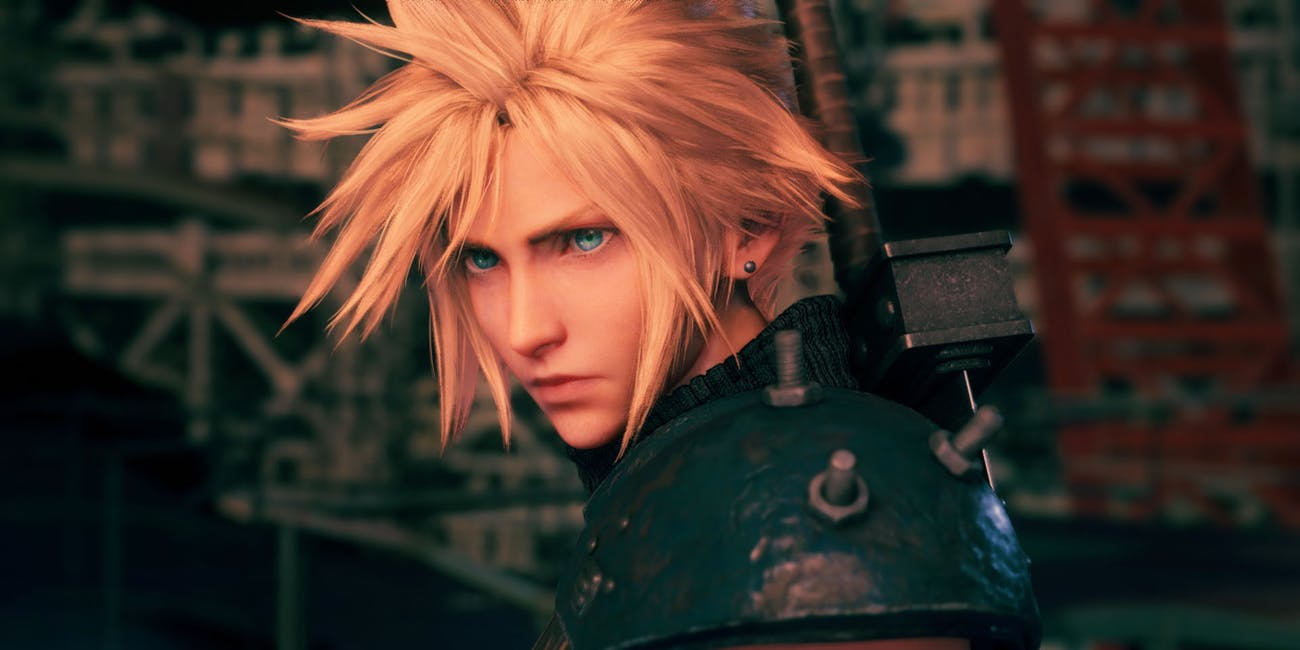 final fantasy vii remake, trailer, the game awards