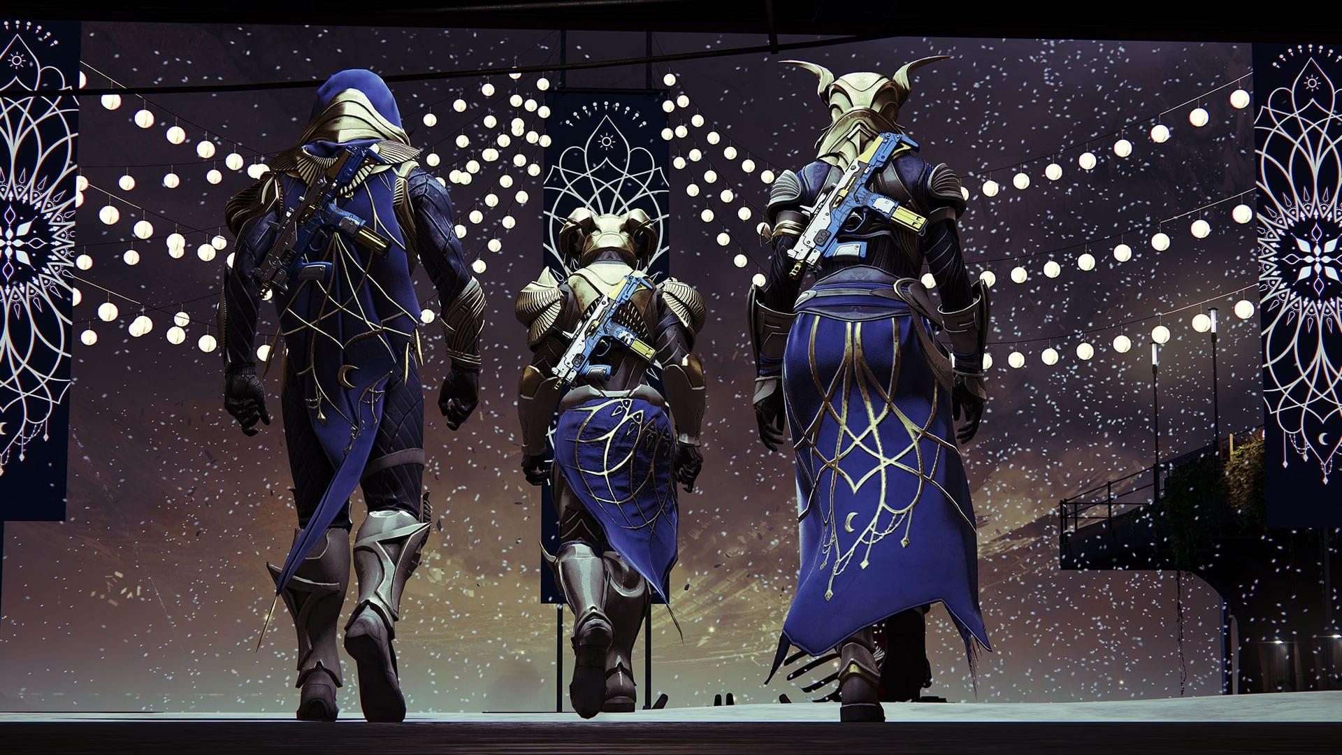 dark ether cane, destiny 2, dawning
