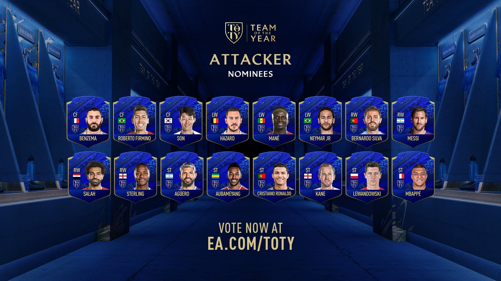 fifa 20, team of the year