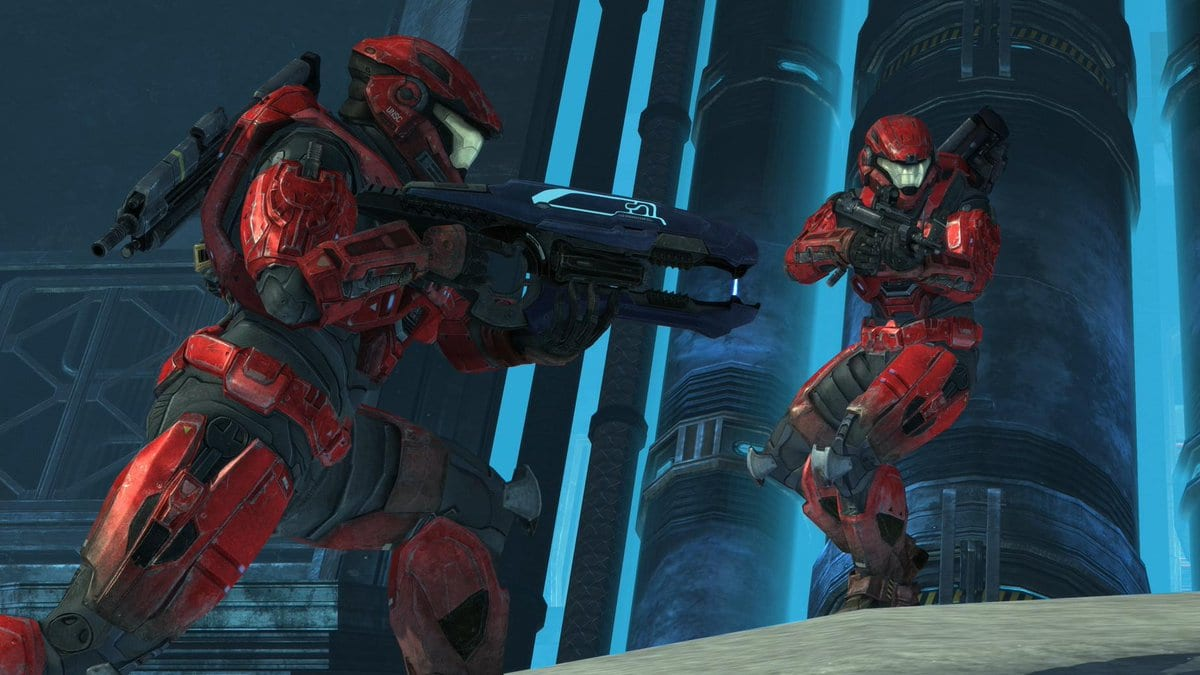 halo reach, invasion