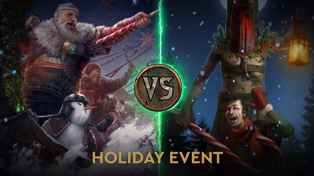 gwent, winter event, yule