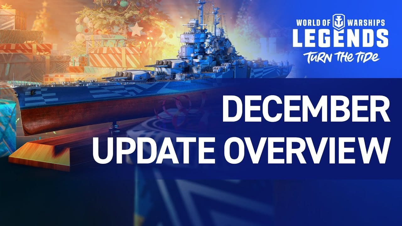 world of warships, yamato, event, december, update