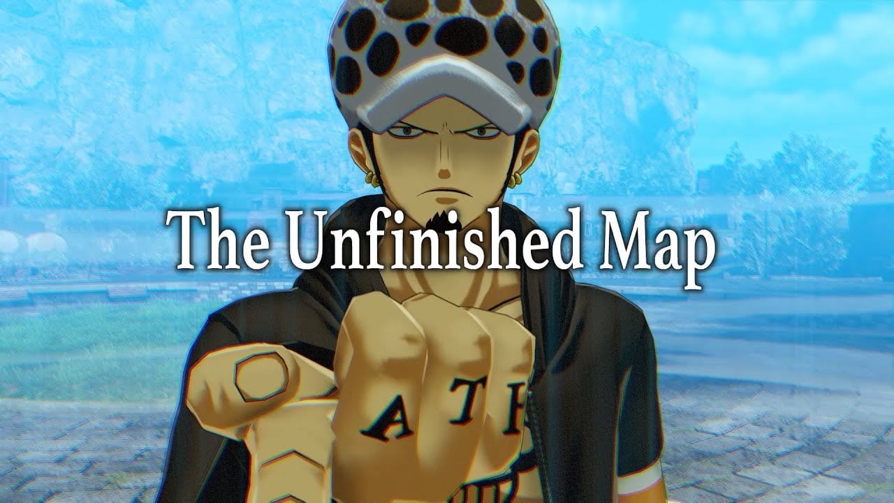 unfinished map, episode 3, one piece, world seeker