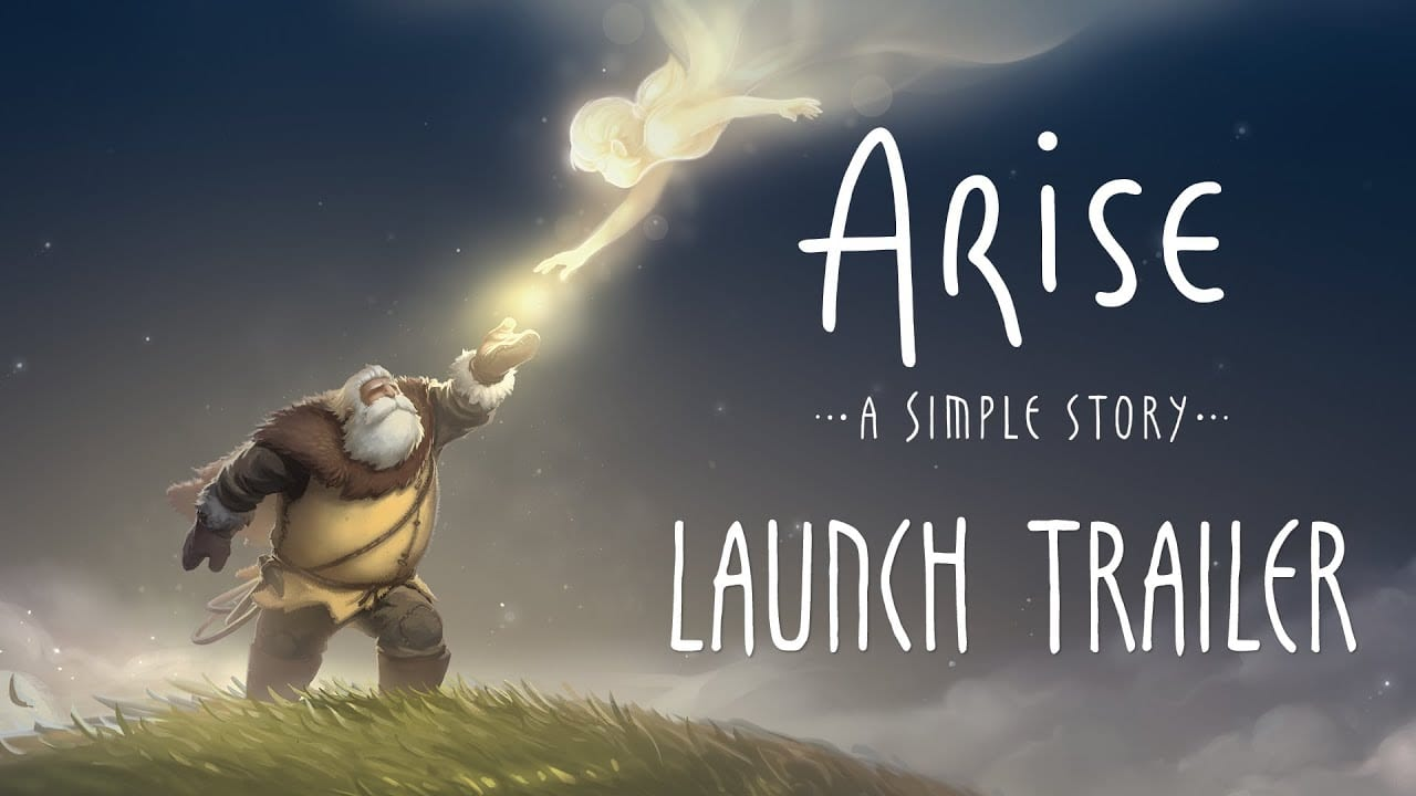 arise, launch trailer