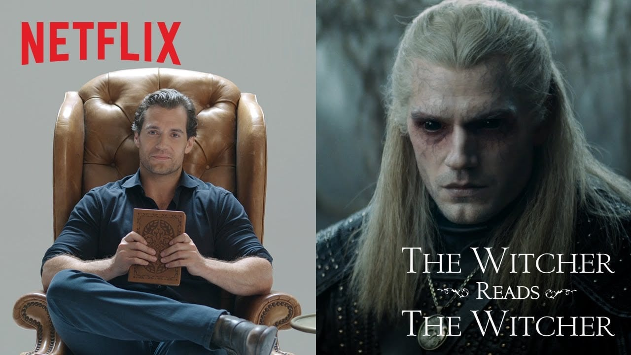 witcher, henry cavill
