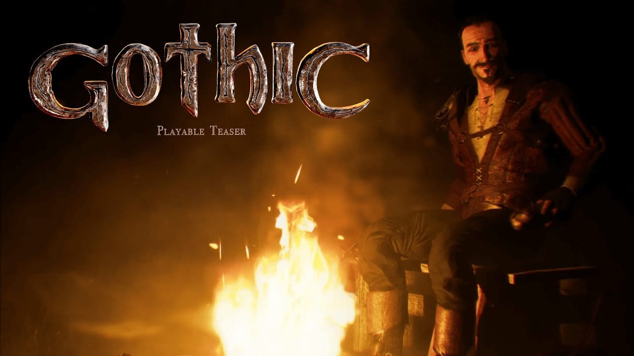 gothic, remake, thq nordic