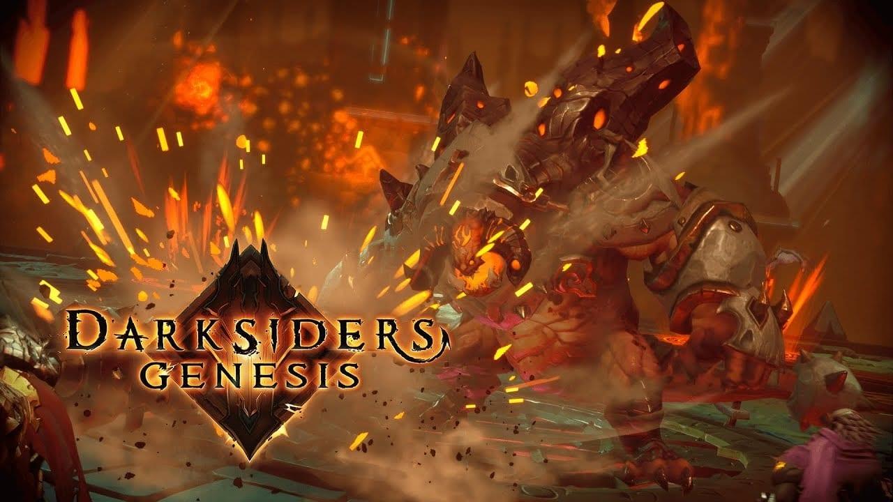 darksiders, genesis, stadia