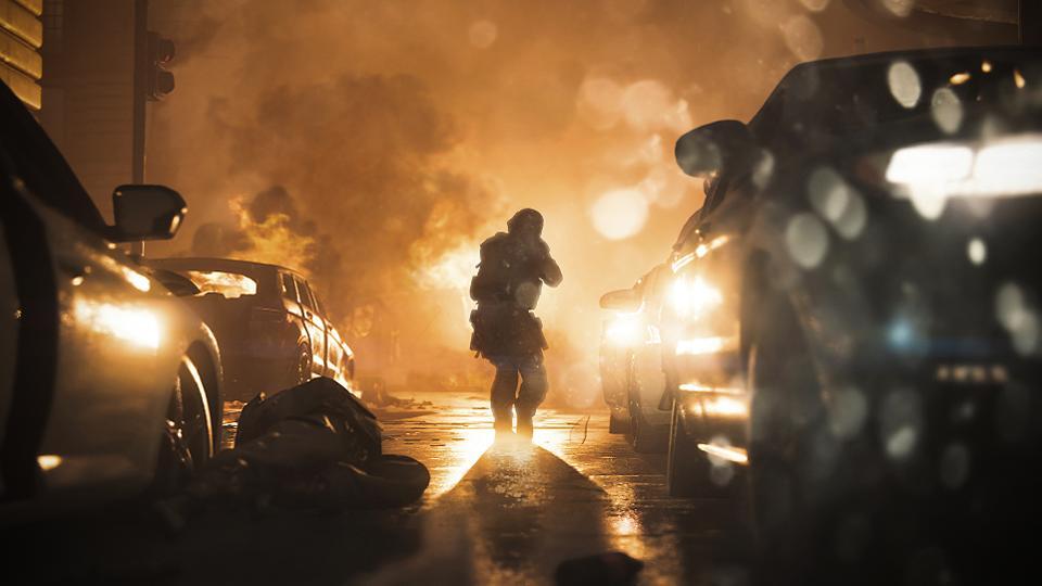 modern warfare, ram 7
