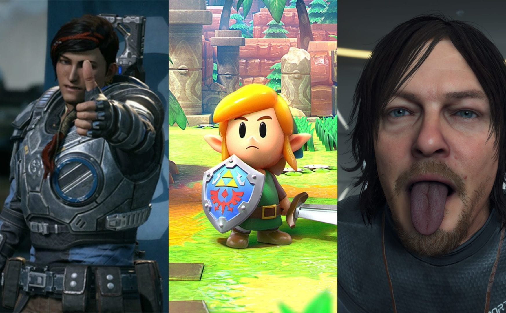 most beautiful games 2019, death stranding