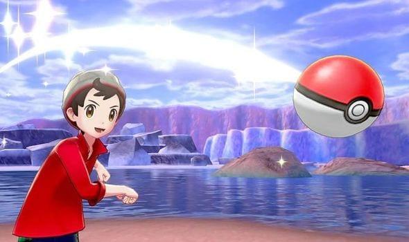 how to get lapras, pokemon sword, pokemon shield