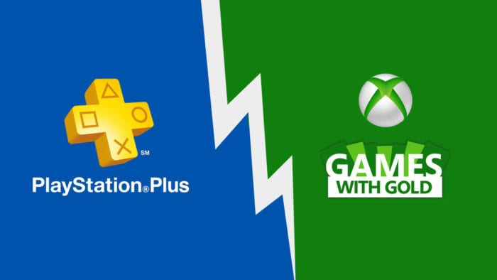 games with gold, ps plus