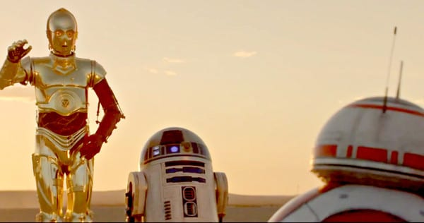 Star Wars, droids, best