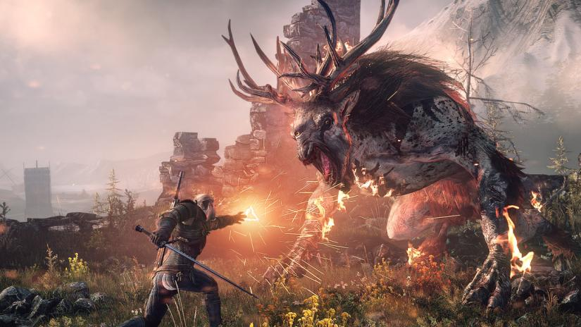 the witcher 3, new game plus