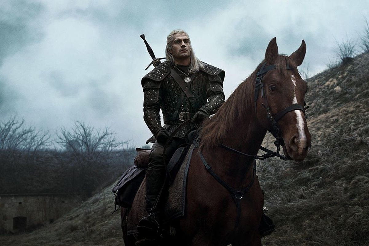 witcher, steam, netflix, wild hunt