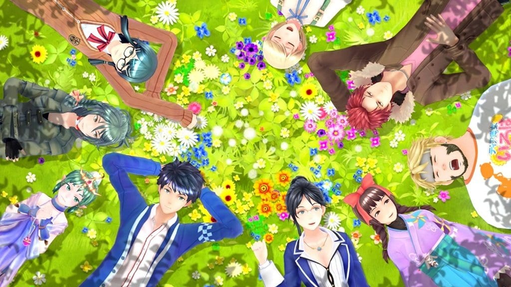 Tokyo mirage sessions open world