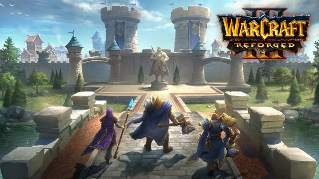 warcraft 3, FPS, how to show, how to see, console