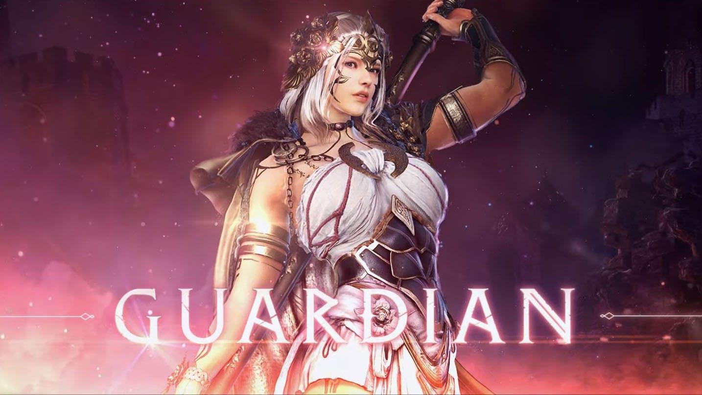Black Desert Guardian Awakening