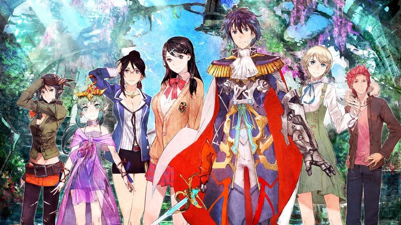 tokyo mirage sessions, classes