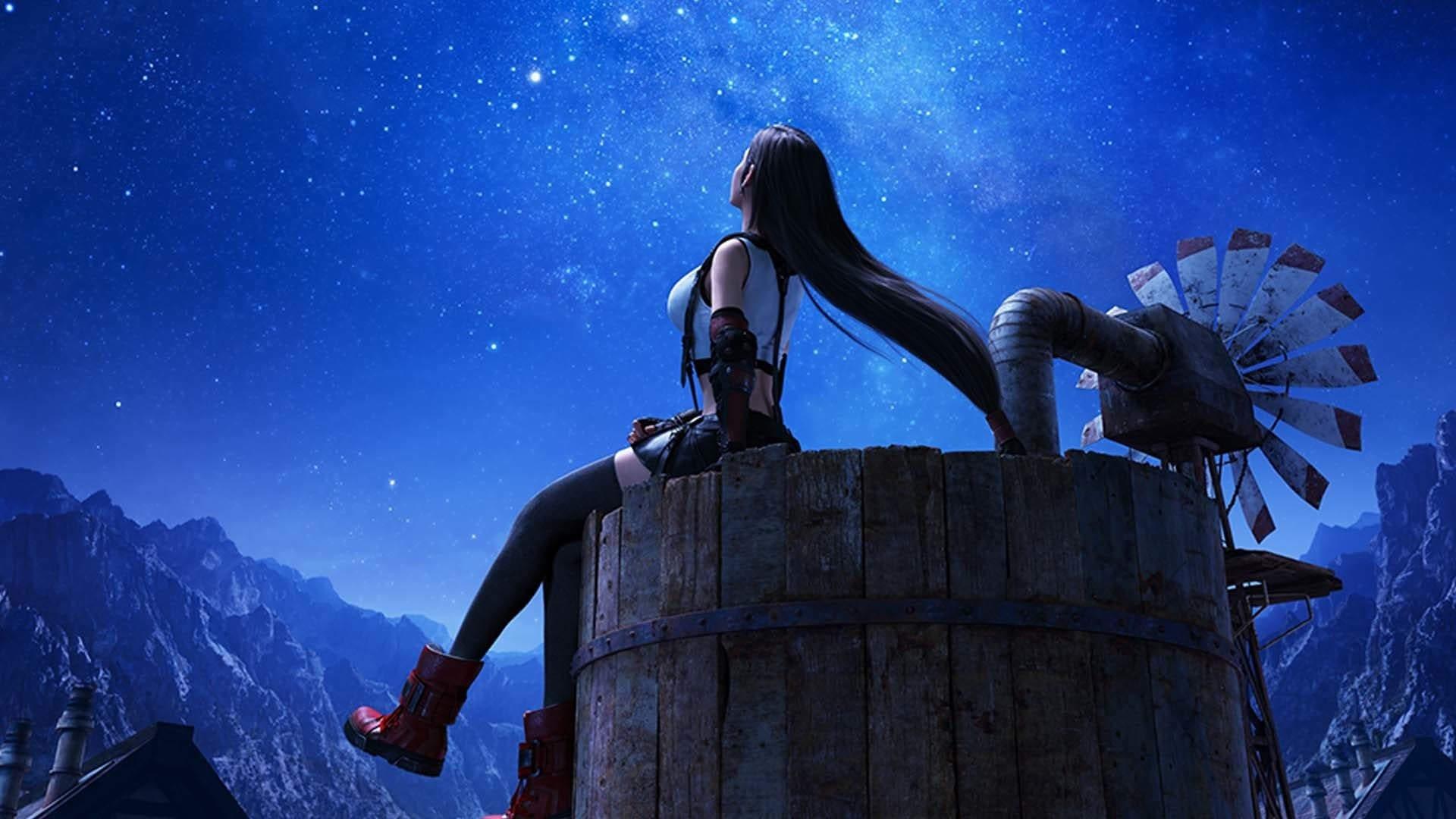 Final Fantasy VII Remake, music, composer, Uematsu