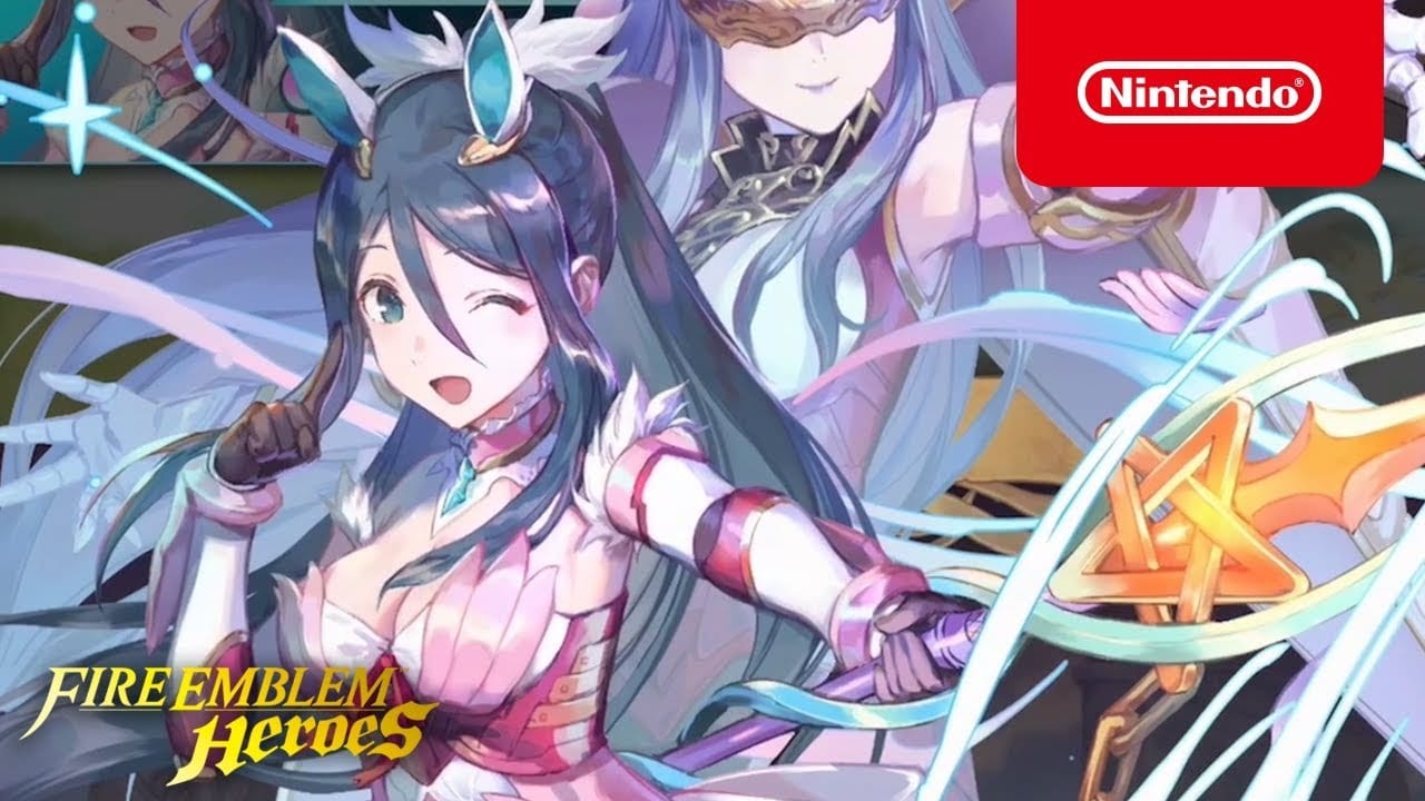 Fire Emblem Heroes Tokyo Mirage Sessions