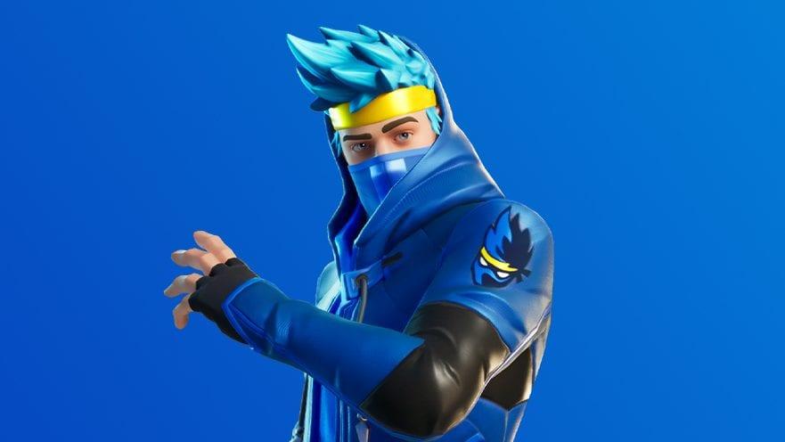 ninja, epic, skin, fortnite