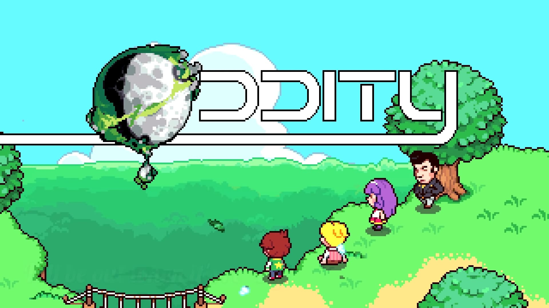 oddity, mother 4 fan game,