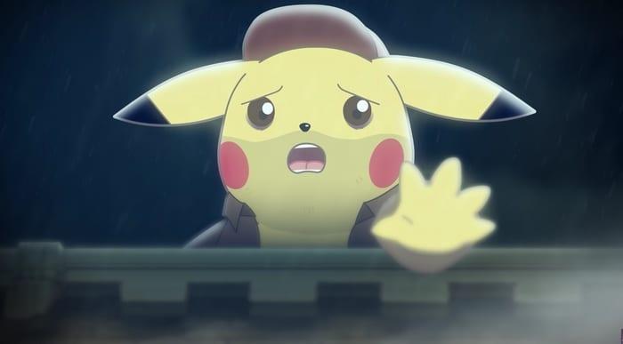 detective pikachu noir, fan-made animated video, pokemon, max payne