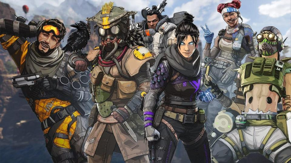 Apex Legends, PlayStation Revels Most Downloaded Games 0f 2019