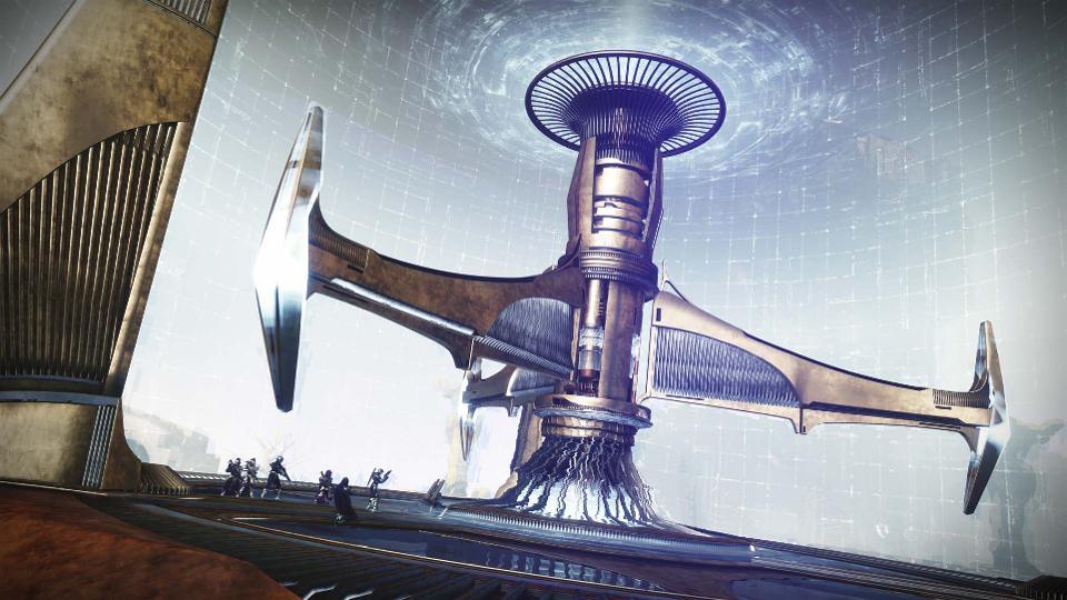 corridors of time, destiny 2