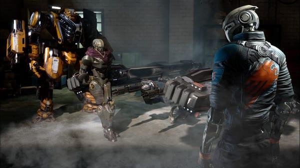 Disintegration, revive units