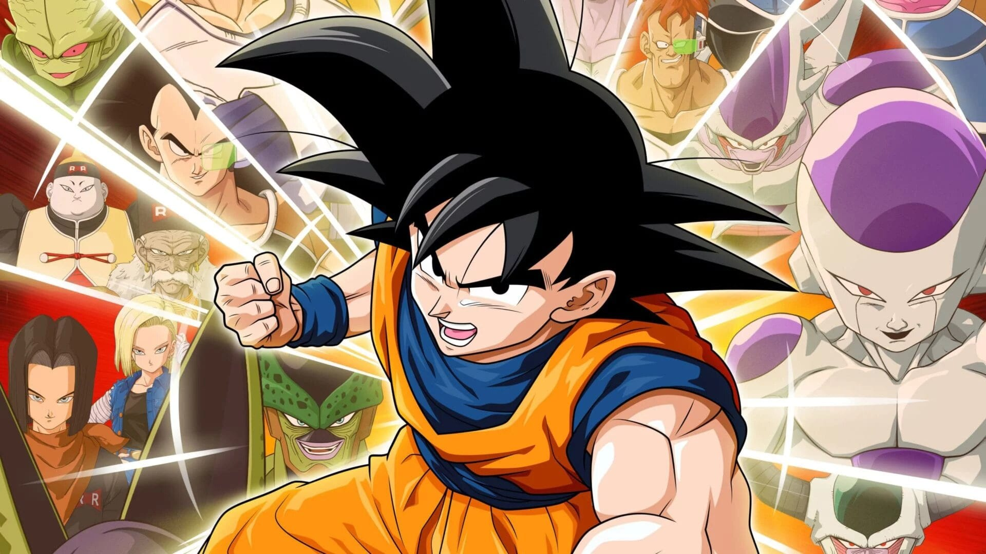 dragon ball z kararot, all playable characters