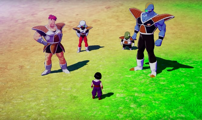 Dragon Ball Z Kakarot, What Reviving the Ginyu Force Does
