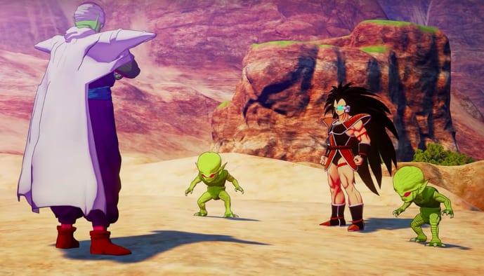 Dragon Ball Z Kakarot, What Reviving Raditz Does