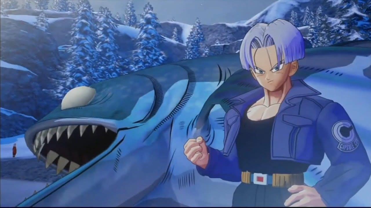 Dragon Ball Z Kakarot, How to Play as Trunks