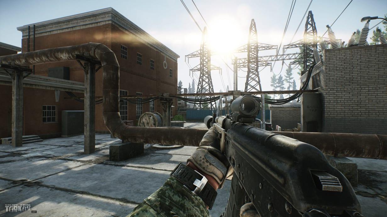 escape from tarkov, split ammo