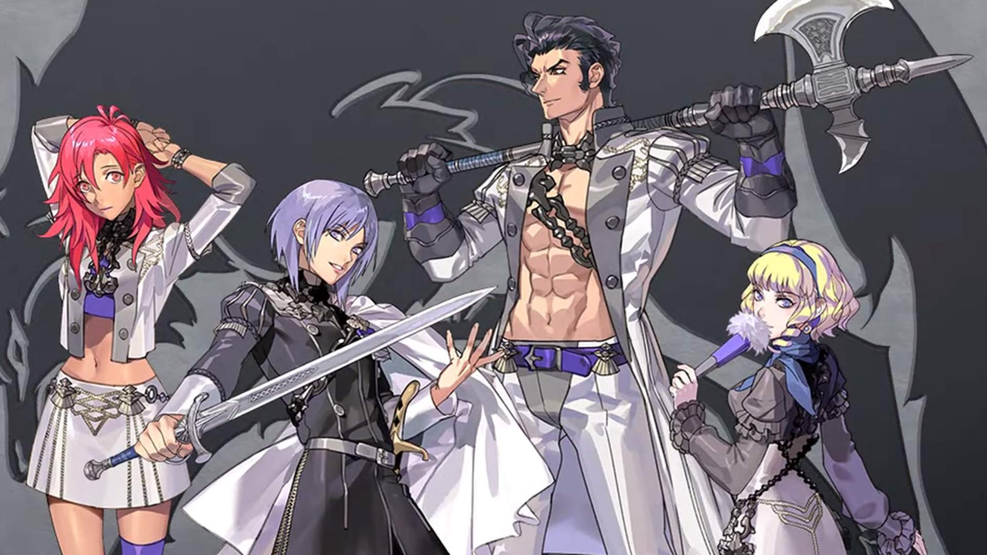 fire emblem: three houses, cindered shadows