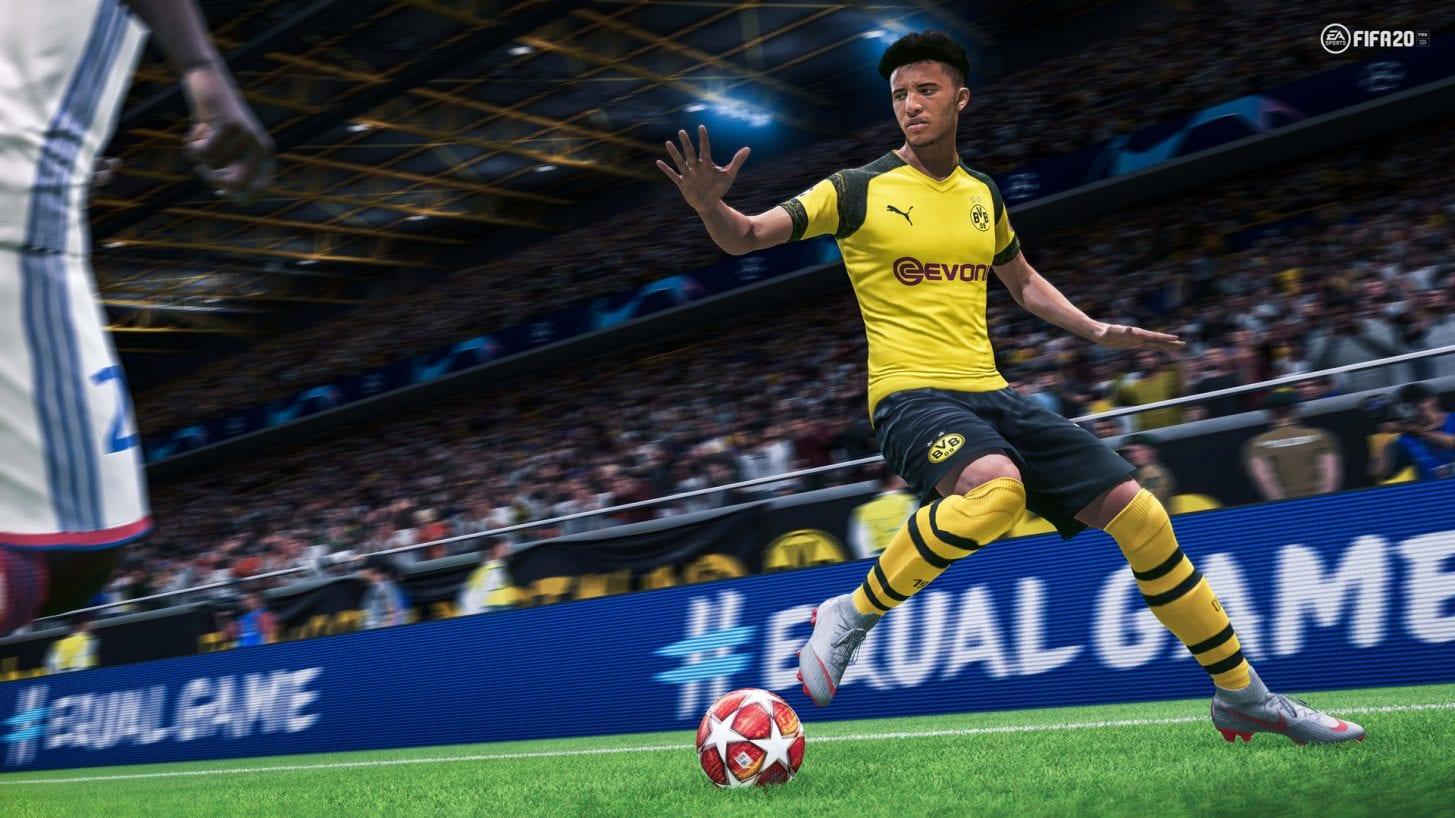 fifa 20, title update