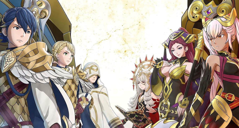 nintendo mobile revenue, fire emblem heroes