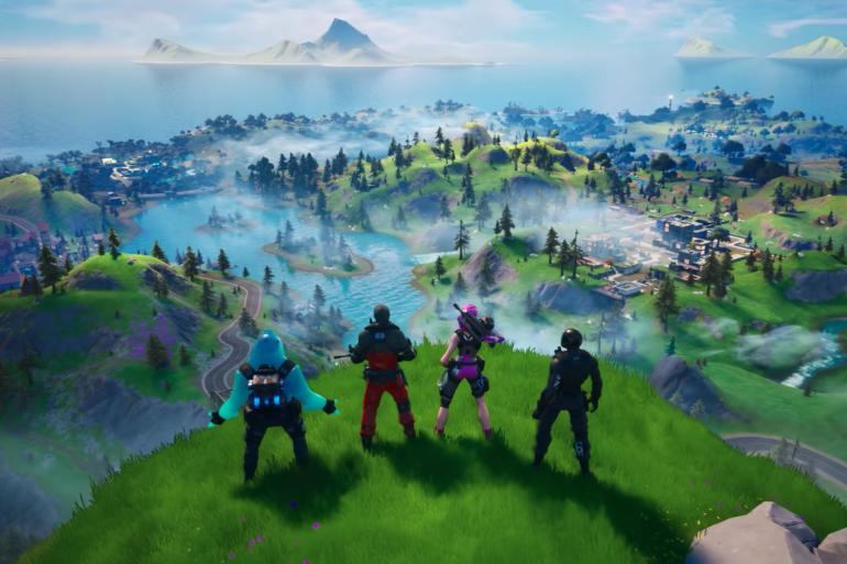 fortnite, remedy, toxins, challenges
