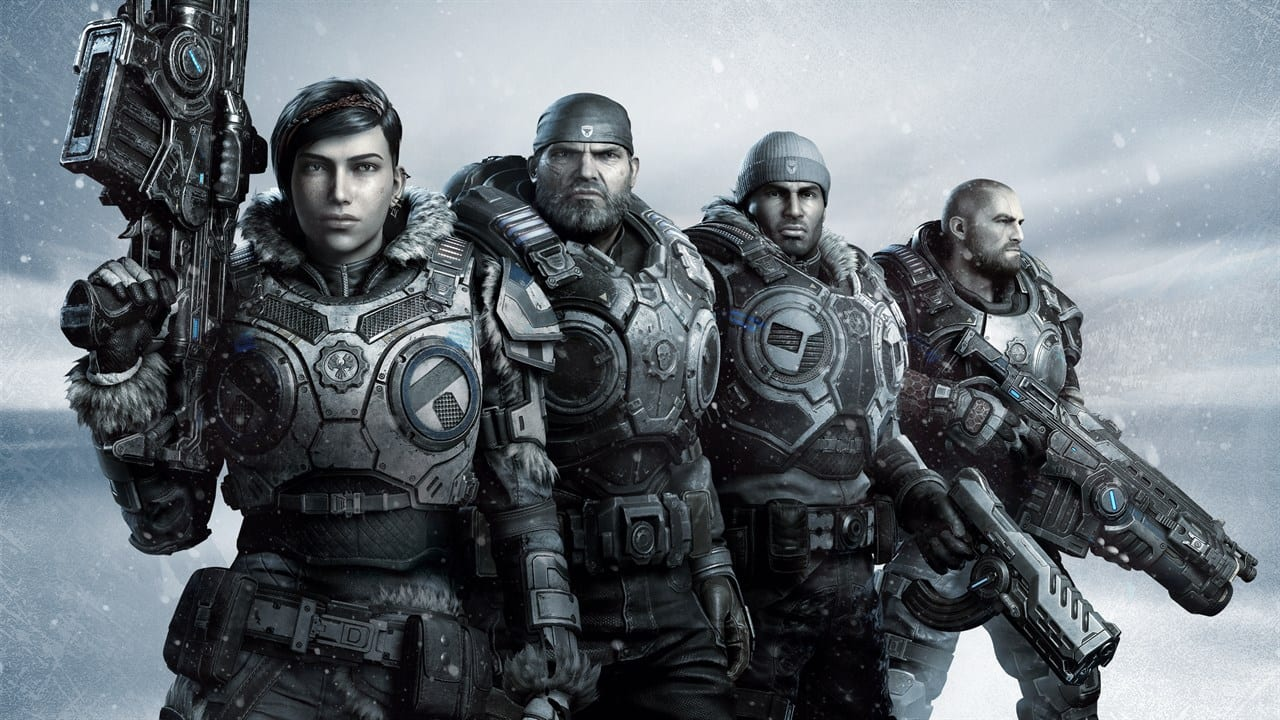 games like gears of war on ps4