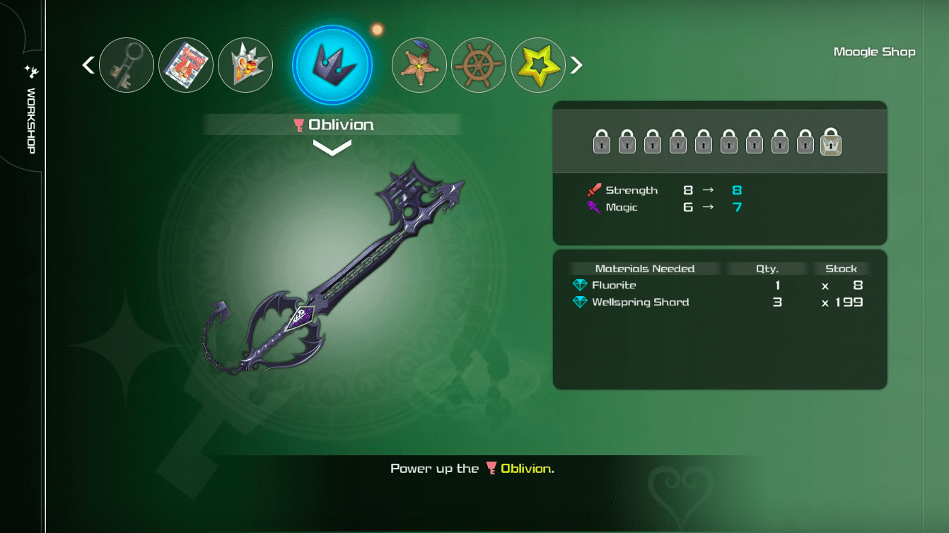 Kingdom Hearts 3 ReMind: How to Get Oblivion Keyblade