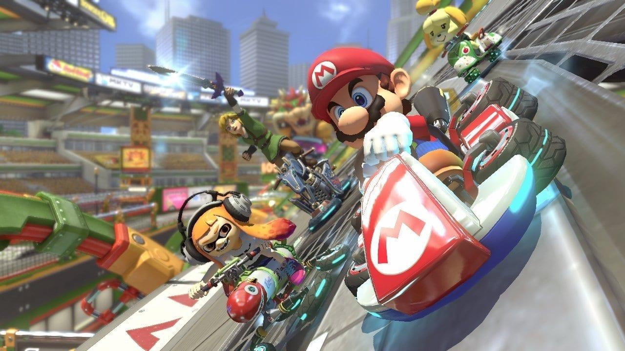 Mario Kart 8 Deluxe Open Dates