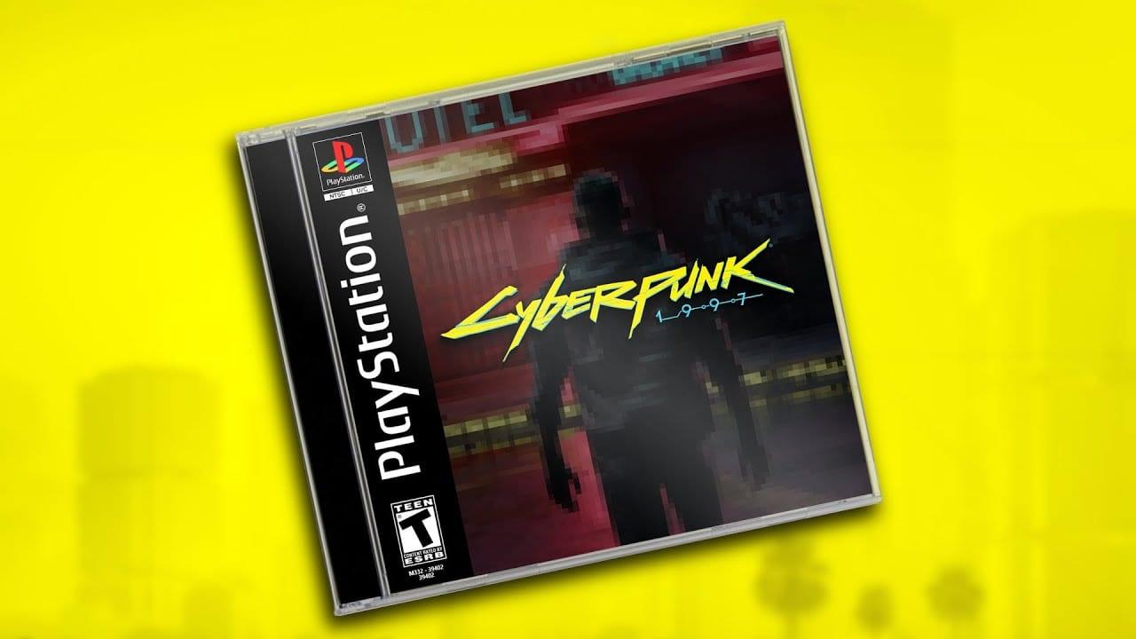 Cyberpunk 2077, demake