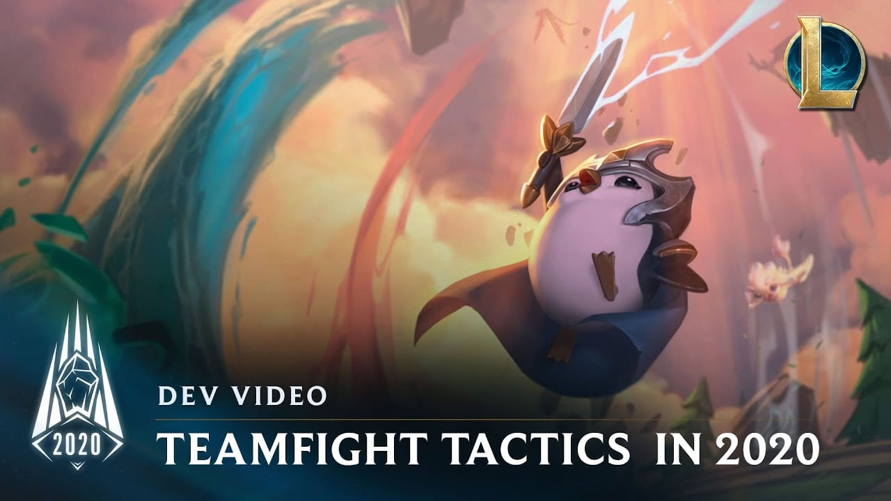 teamfight tactics, mobile