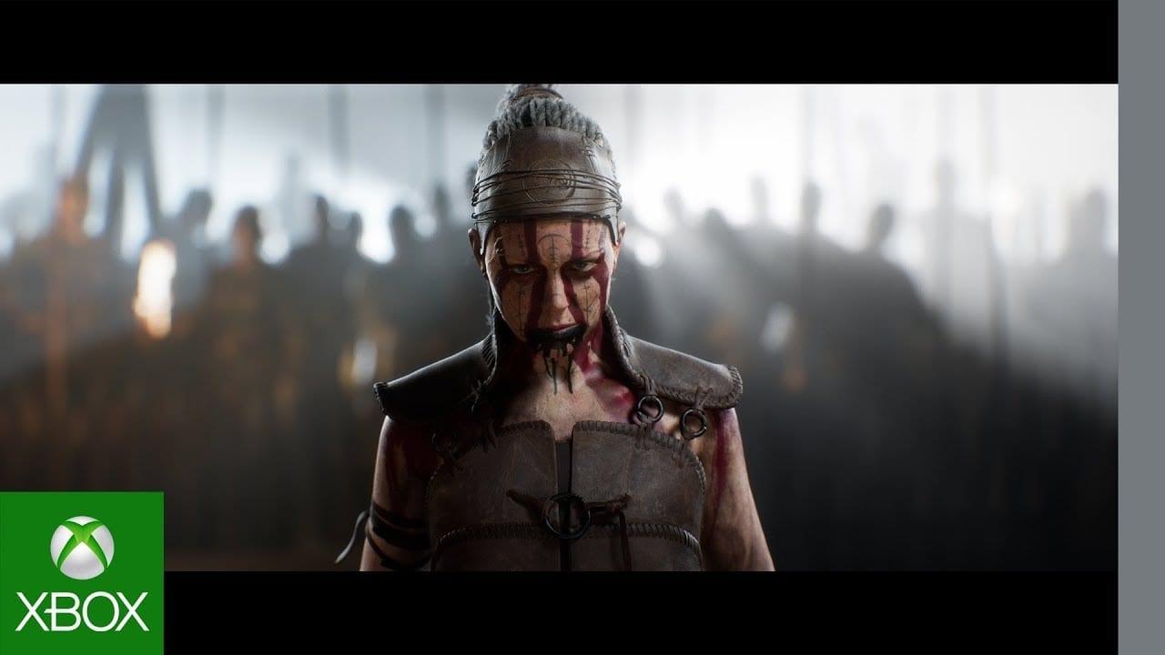 hellblade II, senua's saga
