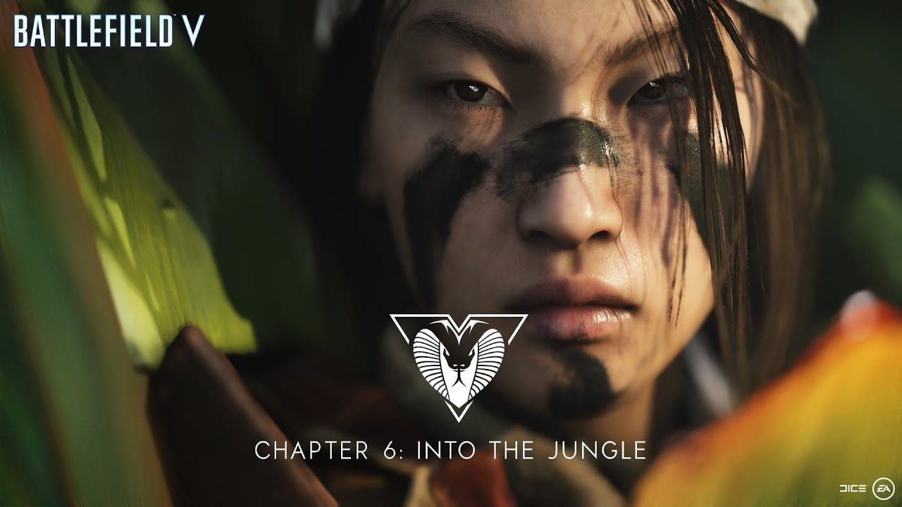 battlefield v, into the jungle